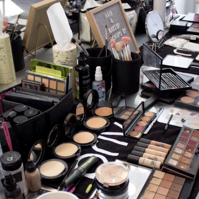 Backstage Beauty Studio by Priv