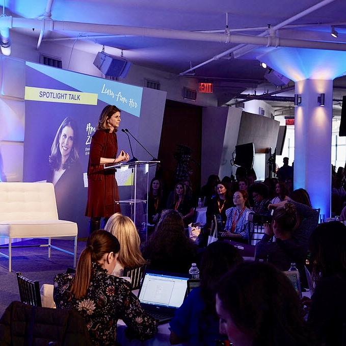 Amy Ziering Spotlight Talk