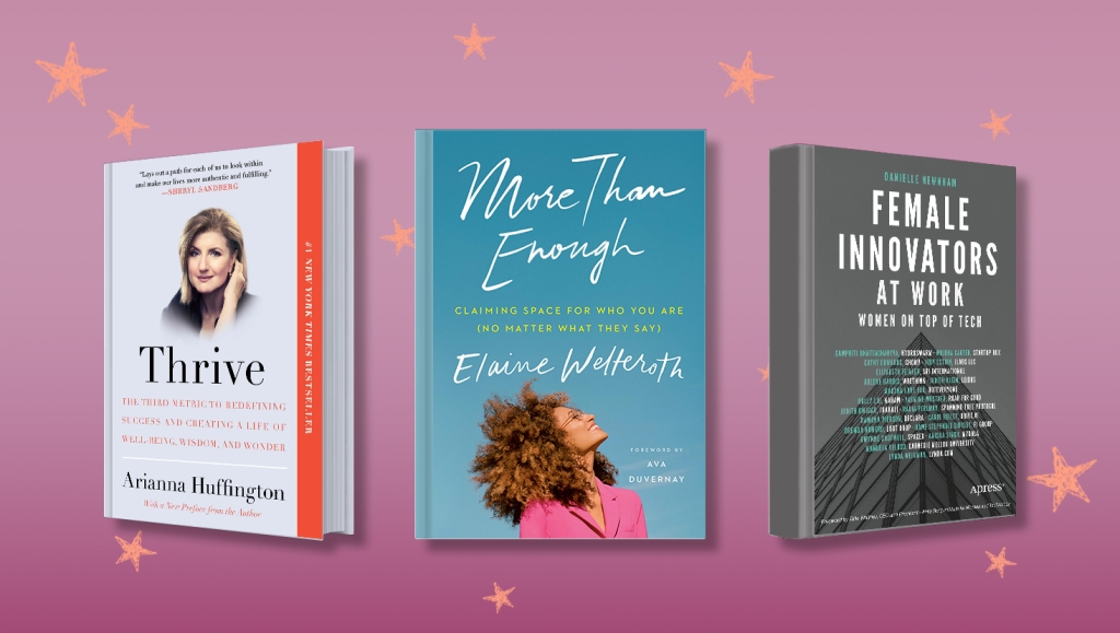 Booked and Busy: Helpful Reads for Ambitious Creators
