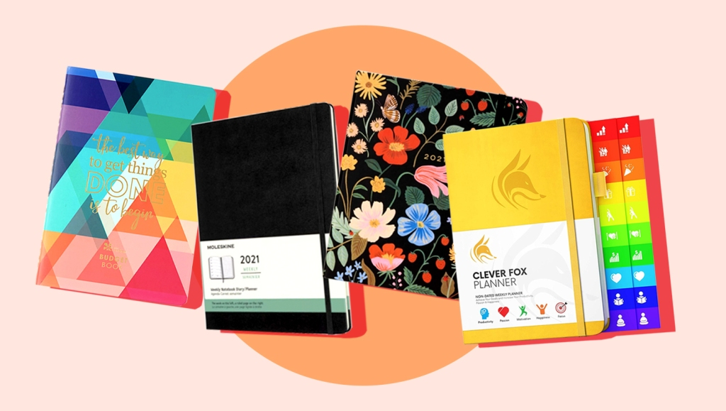 Level Up Your Productivity With the Best 2021 Planners