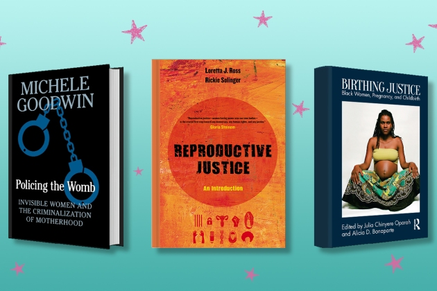 reproductive justice books