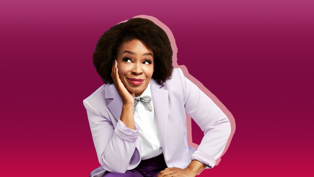 Amber Ruffin Doesn't Want You to Become 'Someone's Idiot'